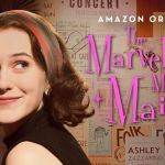 Amy Sherman-Palladino con The Marvelous Mrs. Masel dopo una Mamma per amica