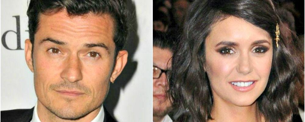 Orlando Bloom ha una nuova fiamma: con Nina Dobrev più che amici