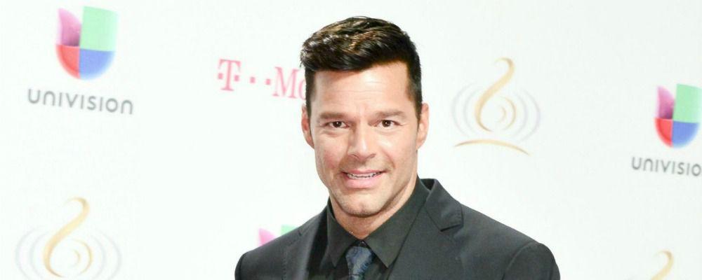Ricky Martin papà per la quarta volta, è nato Renn: la prima foto