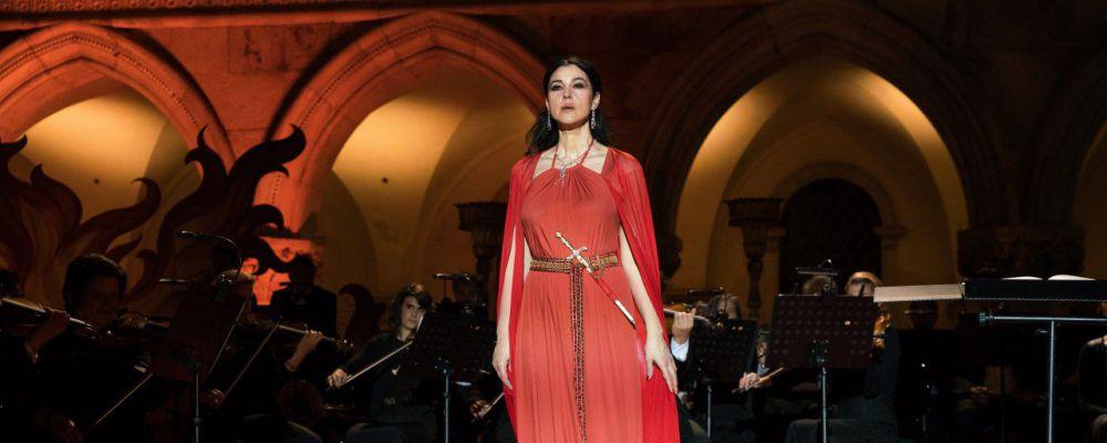 Mozart in The Jungle, Gael Garcia Bernal incontra Monica Bellucci e Cristian De Sica