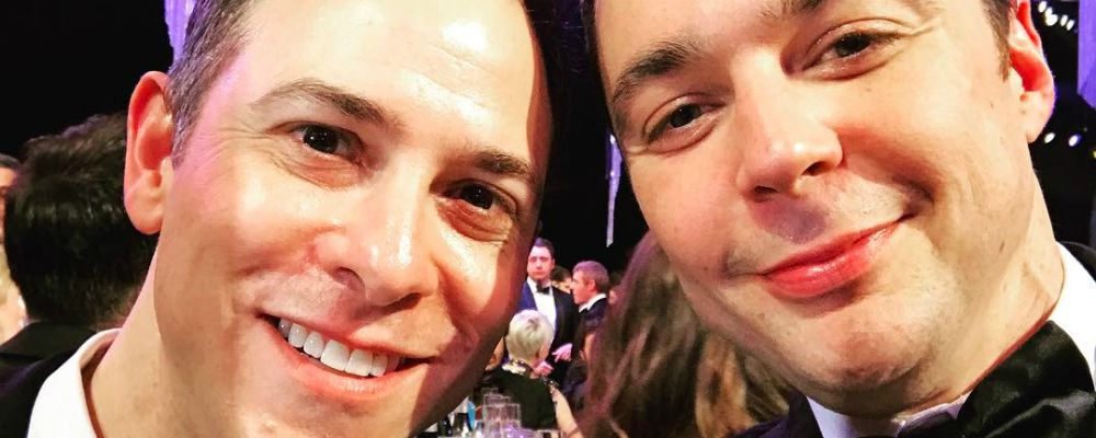 Jim Parsons, Sheldon di The Big Bang Theory ha sposato il suo Todd Spiewak