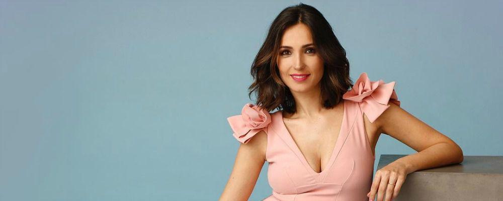 Caterina Balivo: 'Per Cora ho scelto il parto naturale. Torno in tv tra un mese e mezzo'