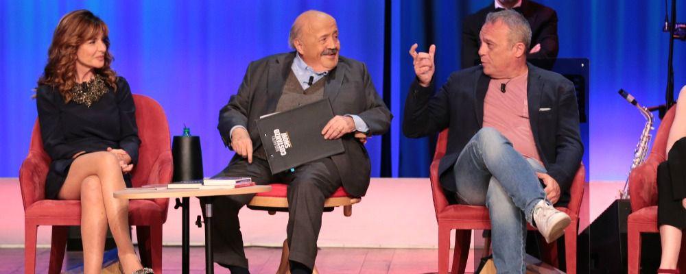 Maurizio Costanzo Show, gaffe su Ferruccio Amendola. Il figlio Claudio: 'Che figura'