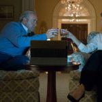 House of Cards 5: fine della guerra fredda tra Frank e Claire