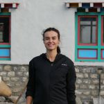 Kasia Smutniak premiata per la scuola costruita in Nepal con la Pietro Taricone Onlus