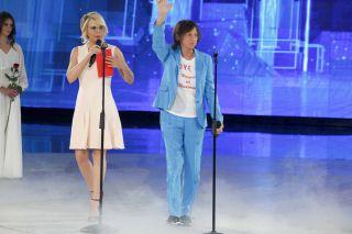 Amici 16, settimo serale con Simona Ventura, Gianna Nannini e Diego Armando Maradona