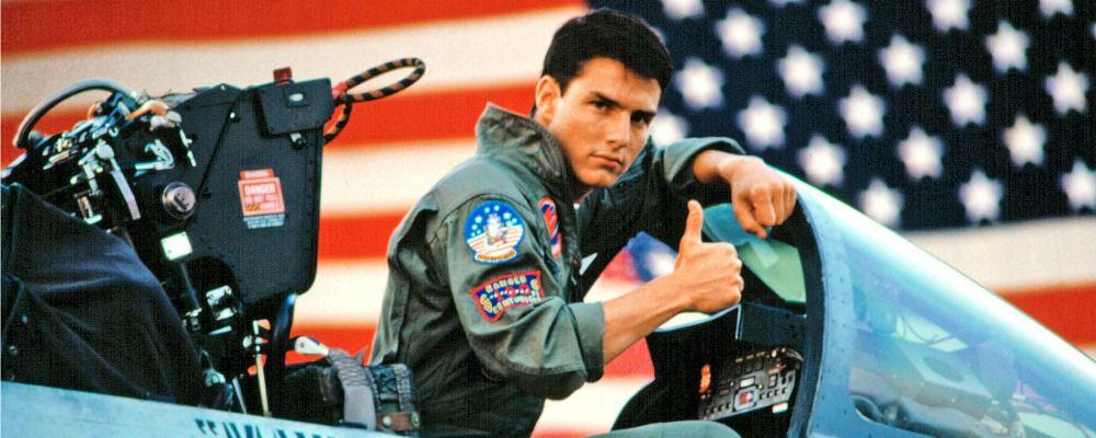 Top Gun: cast, trama e curiosità del film con Tom Cruise pilota