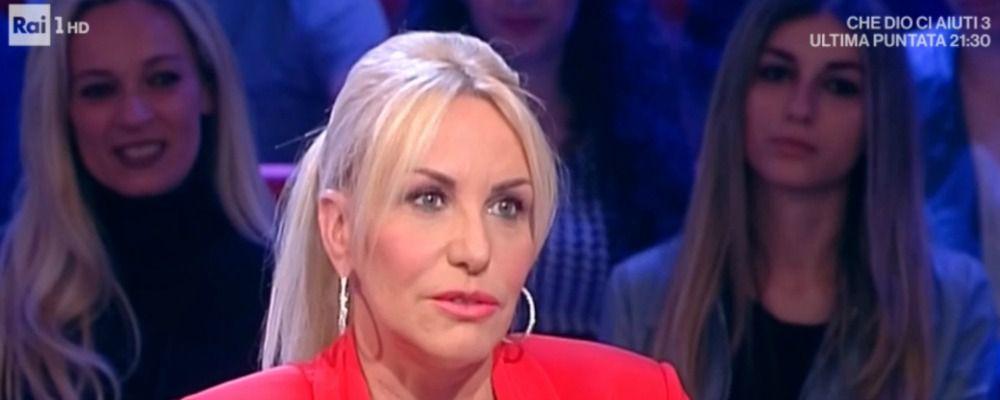 Antonella Clerici in lacrime per l'addio a La prova del cuoco