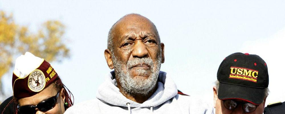 Bill Cosby, il papà de I Robinson rischia 10 anni di carcere