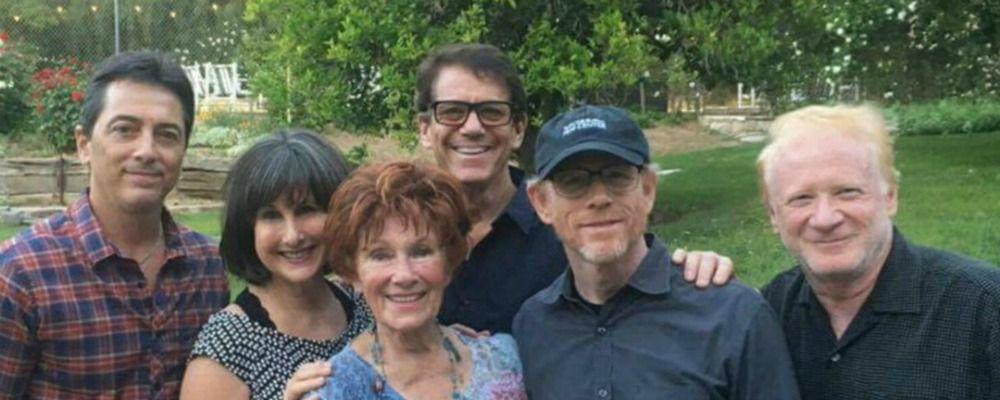 Happy Days, reunion del cast in ricordo di Erin Moran