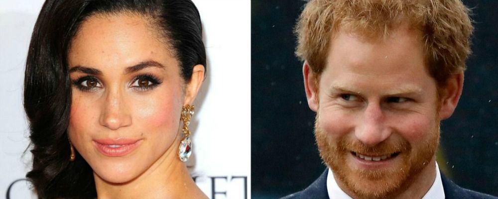 Principe Harry, Meghan Markle: 'Siamo due persone felici e innamorate'