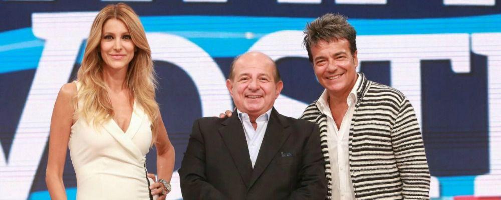 Giancarlo Magalli a Marcello Cirillo: 'Servo da parafulmine. Adriana Volpe? Basta che migri'