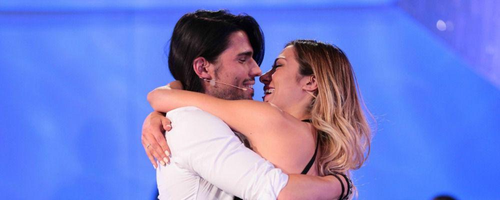 Uomini e donne, Luca Onestini sceglie Soleil Sorgè: 'La mia folle scelta sei tu'
