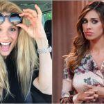 Michelle Hunziker lancia la sfida social a Belen Rodriguez