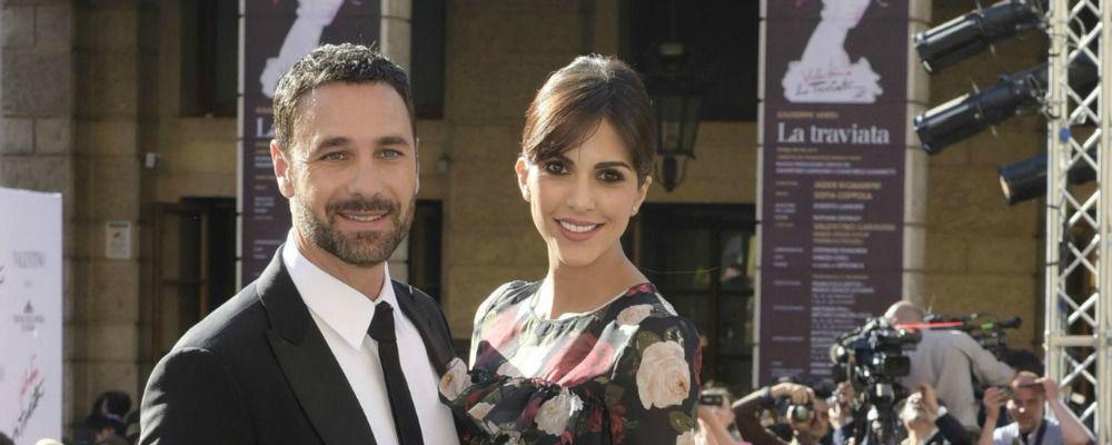 Raoul Bova e Rocio Munoz Morales vicini al matrimonio, l'indiscrezione