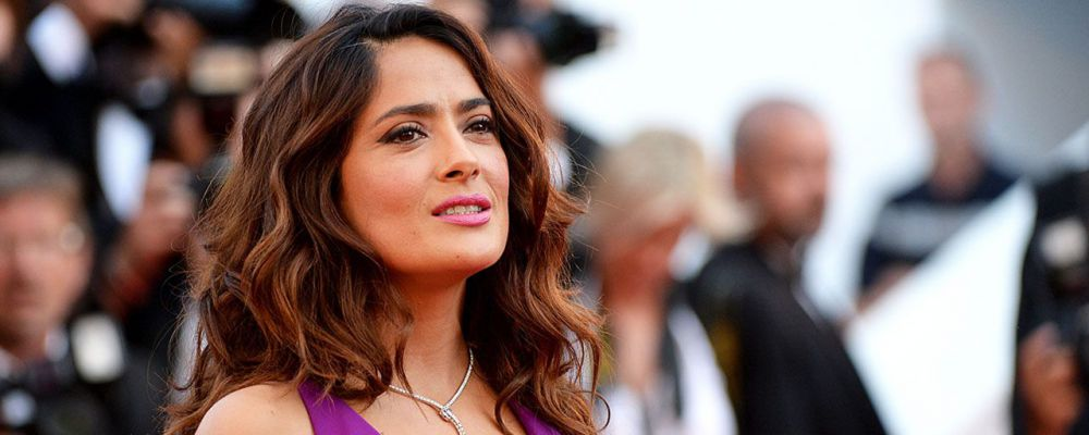 Anche Salma Hayek accusa Harvey Weinstein di molestie sessuali