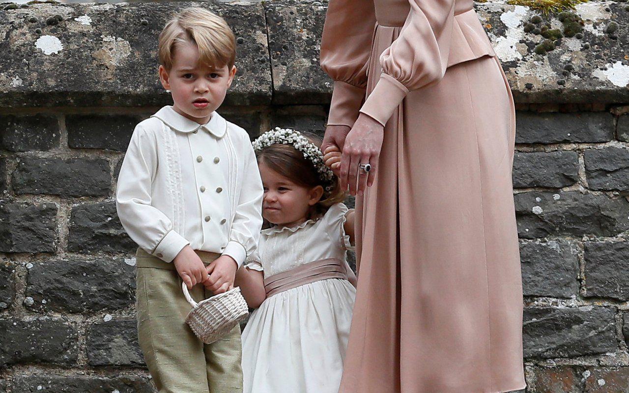 Matrimonio Pippa Middleton : Matrimonio pippa middleton george e charlotte paggetti deccezione