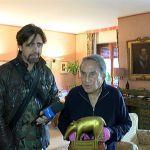 Striscia la notizia, tapiro d'oro a Emilio Fede per la condanna a 4 anni e 9 mesi