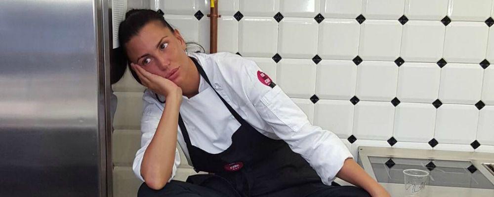 Claudia Galanti: 'Apro un ristorante per i miei figli'