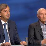 Roberto Burioni e Piero Angela: 'La velocità della luce non si decide per alzata di mano'