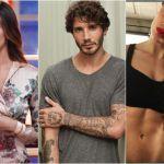 Stefano De Martino, Belen Rodriguez, Elena D'Amario: tutti insieme a Ibiza