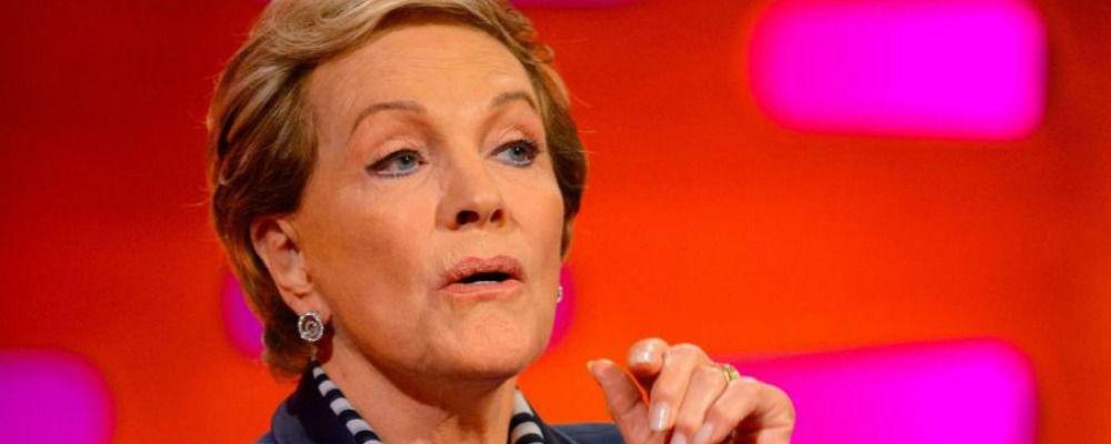 Mary Poppins, Julie Andrews categorica: 'No al cameo nel sequel'