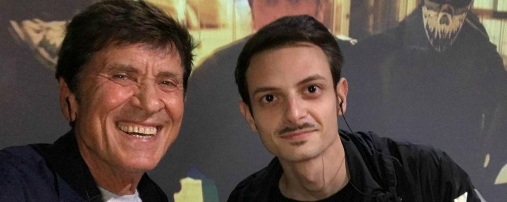 Wind Music Awards, bufera per il playback di Fabio Rovazzi e Gianni Morandi (che sparisce da RaiPlay)