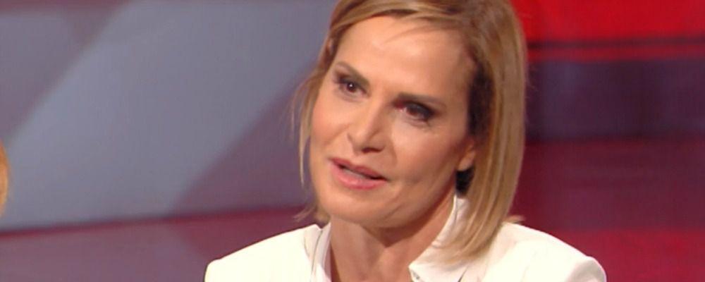 Simona Ventura alla vigilia di Amici: 'Mi hanno messo i bastoni tra le ruote, riparto a testa bassa'