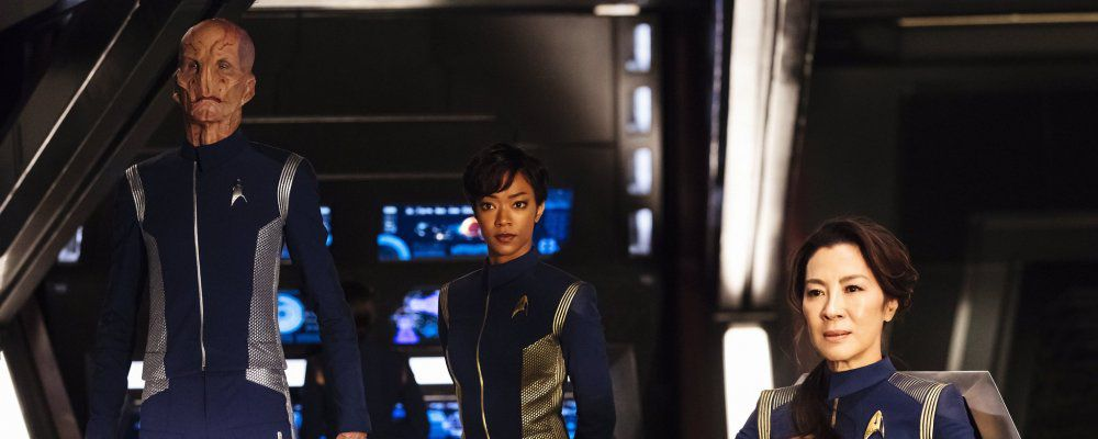 Star Trek: Discovery, ci siamo: disponibile su Netflix dal 25 settembre