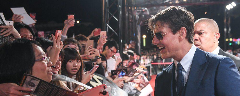 Tom Cruise svela il titolo: 'Top Gun Maverick'