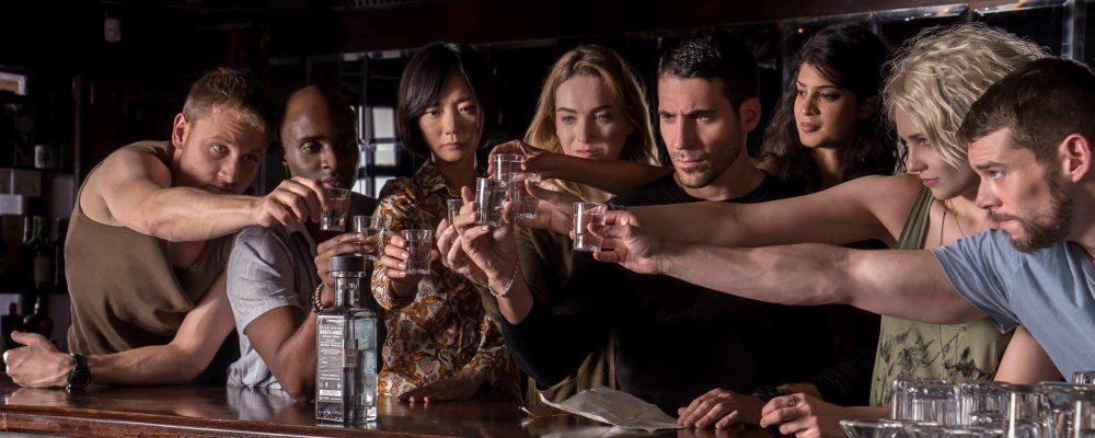 Sense8 l'annuncio: episodio speciale di 2 ore per chiudere la serie