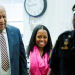 Bill Cosby, primo giorno del processo per stupro: in aula con la 'piccola Rudy' dei Robinson