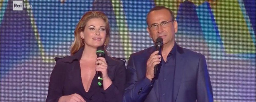 Ascolti tv, 3.8 milioni di telespettatori per i Wind Music Awards