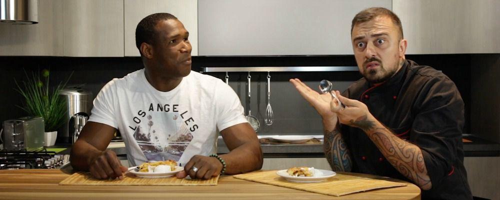 Chef Rubio, c'è Oney Tapia nella sua Cucina in tutti Sensi