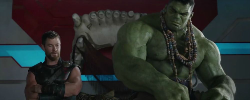 Comic-Con 2017, Thor: Ragnarok: il dio del tuono e Hulk 'due idioti irascibili'