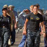 Battleship: trailer, trama e cast del film con Rihanna
