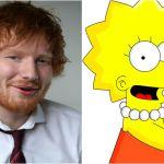 Ed Sheeran dopo Game of Thrones arriva ne I Simpson e fa capitolare Lisa