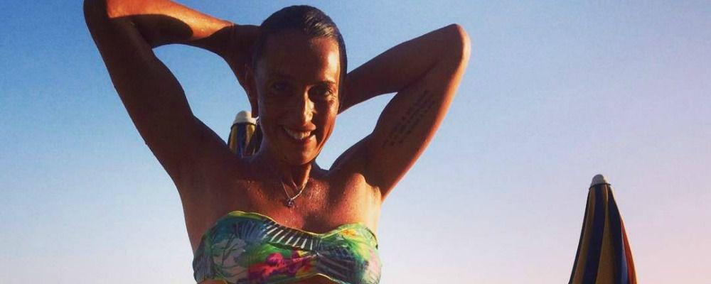 Elisa Di Francisca mamma, è nato Ettore