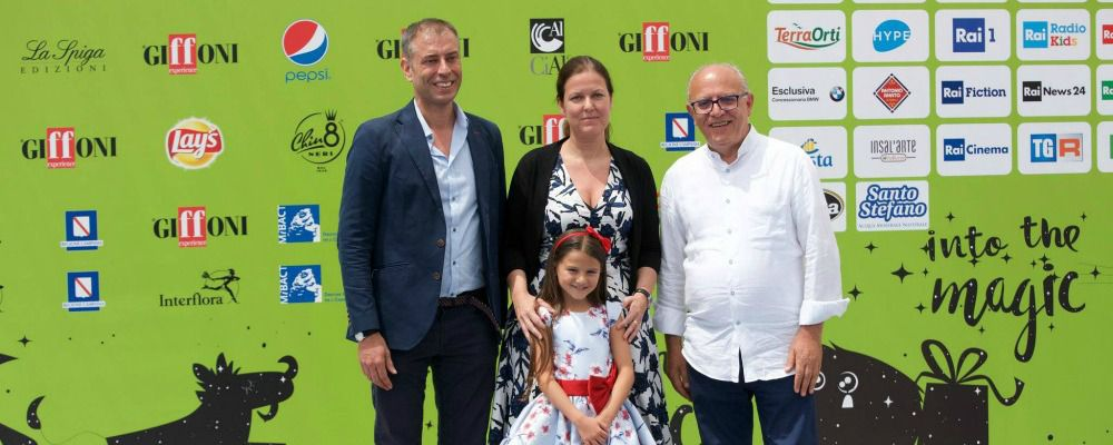 Ivan Cotroneo presenta le sue Sirene in anteprima al Giffoni: a novembre su RaiUno