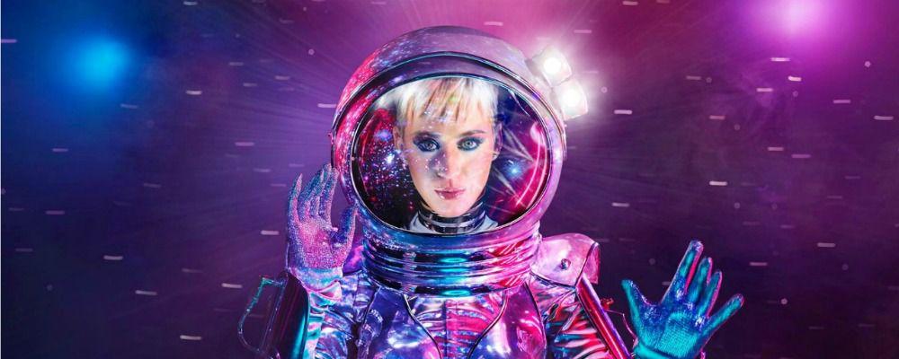 Katy Perry conduce gli MTV Video Music Awards 2017