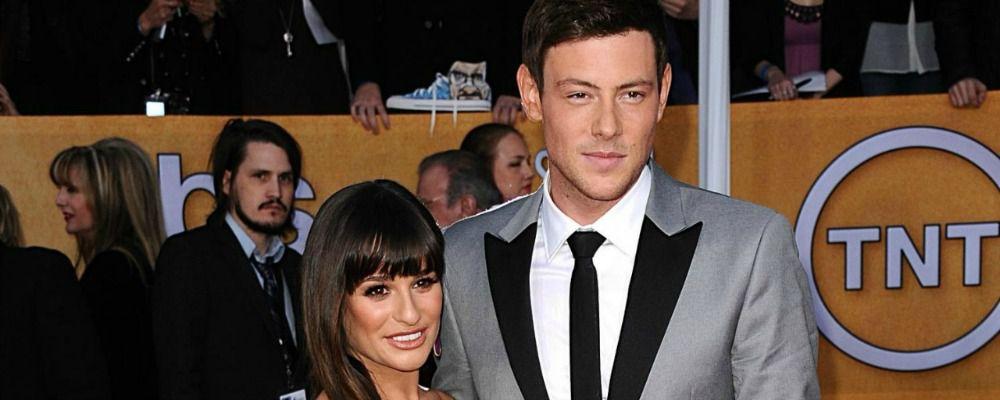 Glee: Lea Michele ricorda Cory Monteith nel quarto anniversario della sua morte