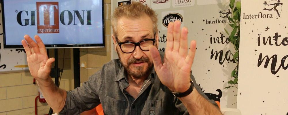 """Movie Mag, Marco Giallini: """"Amo il cinema francese, prima o poi vorrei farne parte"""""""