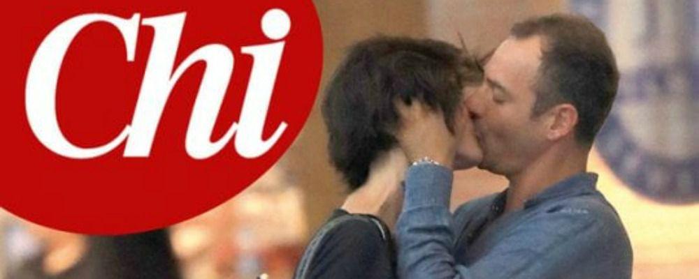 Elisa Isoardi, bacio a Ibiza ma non con Matteo Salvini