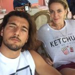 Claudia Gerini con l'ex di Alessandra Pierelli, Andrea Preti: 'Le bugie hanno le gambe corte'