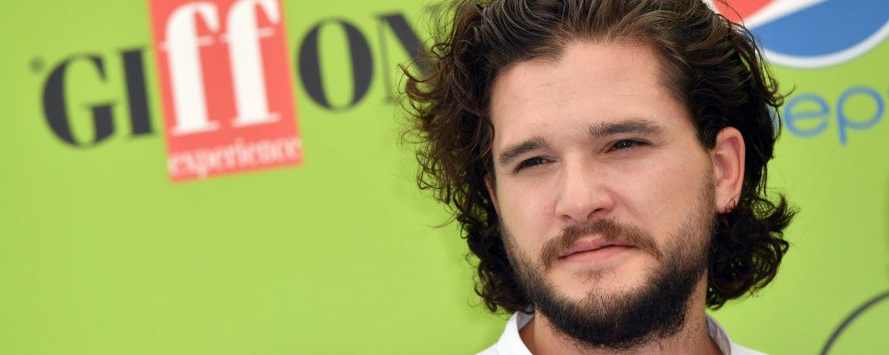 Kit Harington, da Game of Thrones e al Giffoni 'Non penso Jon Snow diventerà re'