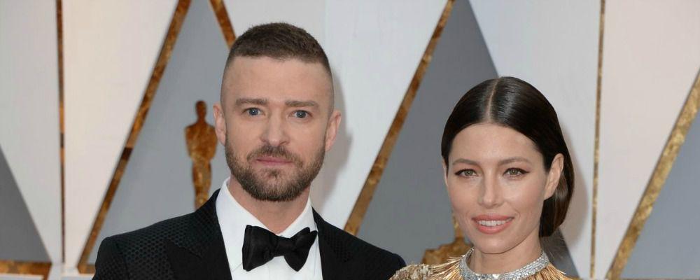 Justin Timberlake e Jessica Biel, vacanza a Siena con foto ricordo