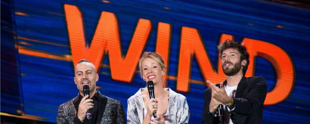 Ascolti tv, vince il Wind Summer Festival con 3 milioni di telespettatori