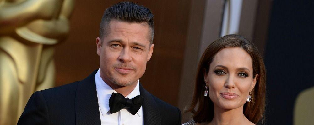 Angelina Jolie e Brad Pitt, continua la guerra per la custodia dei figli