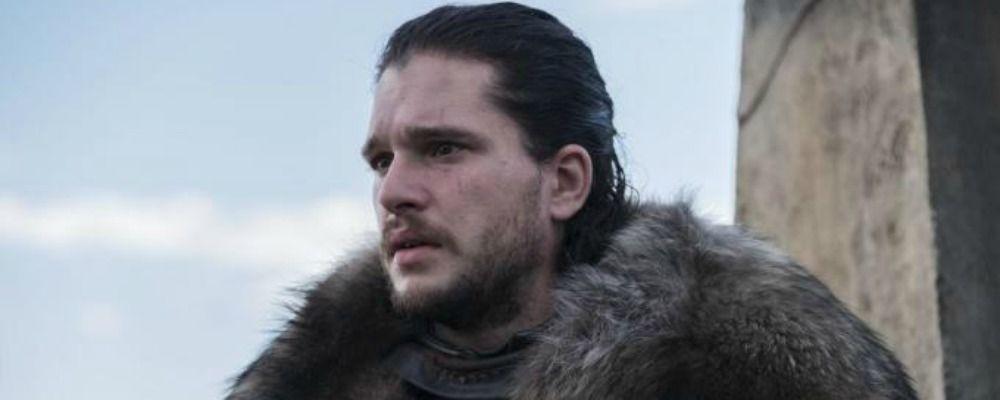 Game of Thrones 8, l'addio di Kit Harington a Jon Snow