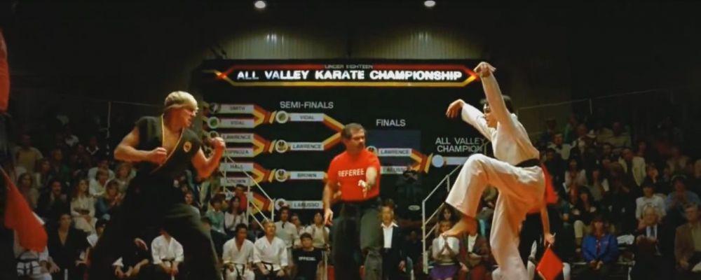 Karate Kid diventa la serie Cobra Kai con Ralph Macchio e William Zabka